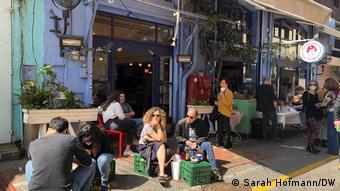 Εικόνες ειρηνικής συμβίωσης Ισραηλινών και Παλαιστίνιων στην πόλη Τζάφα. Αυτό αλλάζει