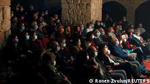 Israel | Coronavirus |Kulturöffnungen | Khan Theater