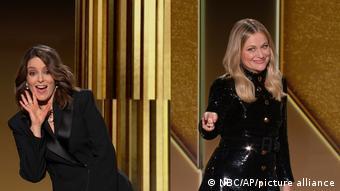Ведущие церемонии вручения премии Золотой глобус 2021 Тина Фей и Эми Полер