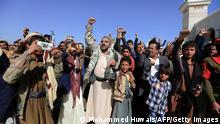 Jemen Konflikt mit Saudi-Arabien