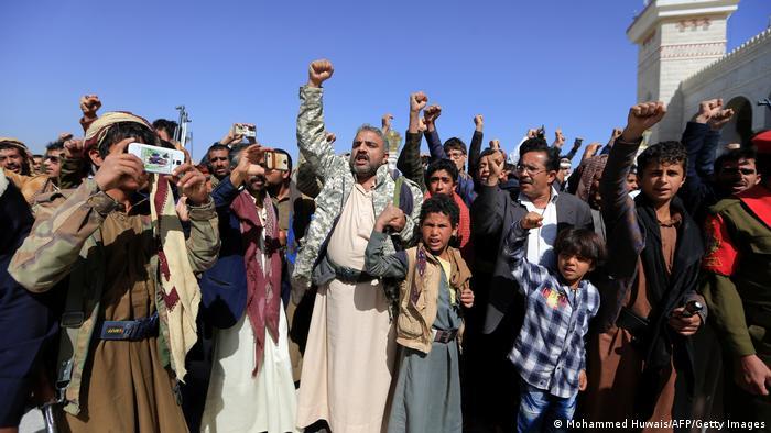 Yemen's Houthi rebels