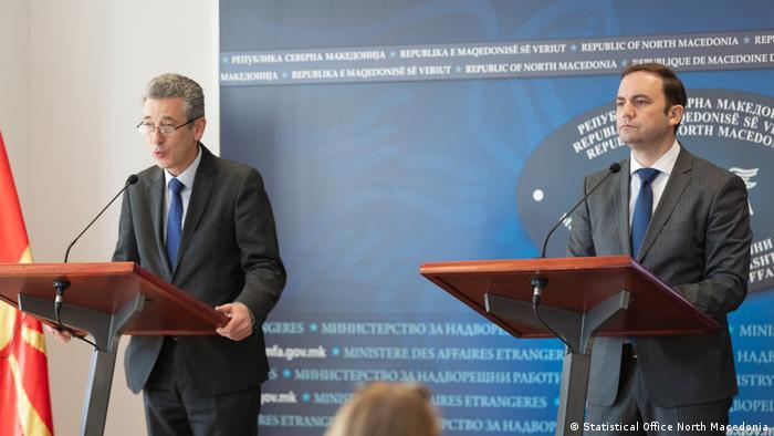 Nord-Mazedonien Volkszählung 2021