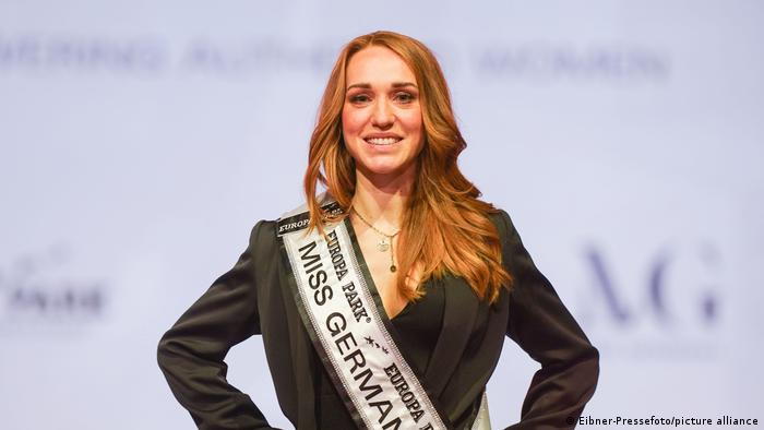 Anja Kallenbach Miss Germany 2021