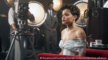 Andra Day won Best Actress for Motion Picture-Drama at the Golden Globes