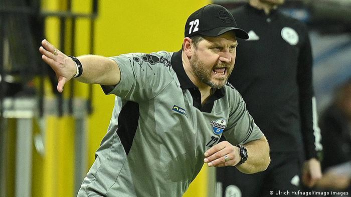 Trainerkandidat Schalke 04   Steffen Baumgart
