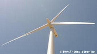 Windenergie Texas Roscoe Windrad