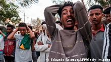 Weltspiegel 01.03.2021 | Äthiopien Tigray | Trauer um Toten