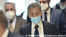 Frankreich Nicolas Sarkozy wegen Korruption verurteilt