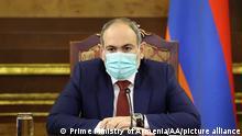 Armenien Jerewan Ministerpräsident Nikol Pashinyan