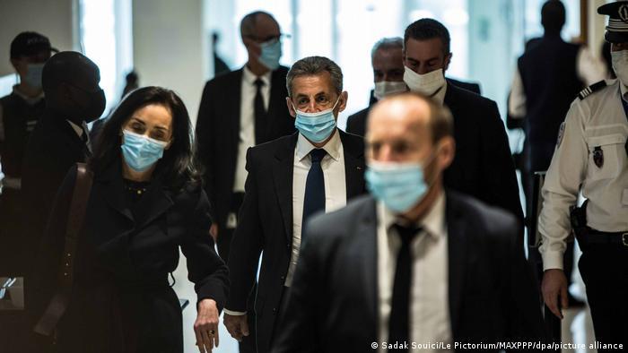 Frankreich | Urteil im Prozess gegen Nicolas Sarkozy