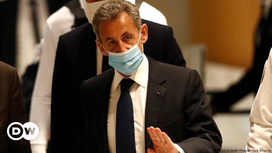 الحكم بسجن رئيس فرنسا الأسبق ساركوزي على خلفية اتهام بالرشوة