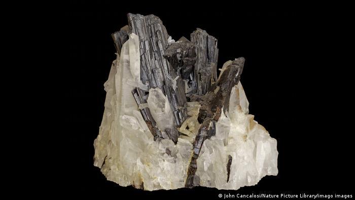 Critical Raw Materials | Hübnerit