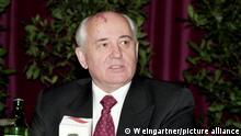 Russland Michail Gorbatschow