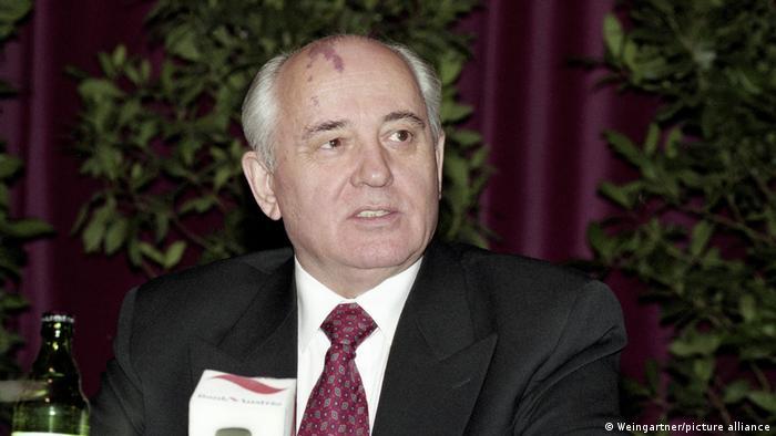 Первый и последний президент СССР Михаил Горбачев (Фото из архива)