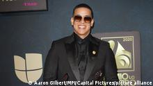 Rapper Daddy Yankee