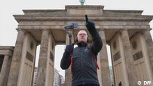 DW Sendung Enlaces | Online-Tours in Berlin