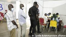 Elfenbeinküste | Coronakrise: Impfstart