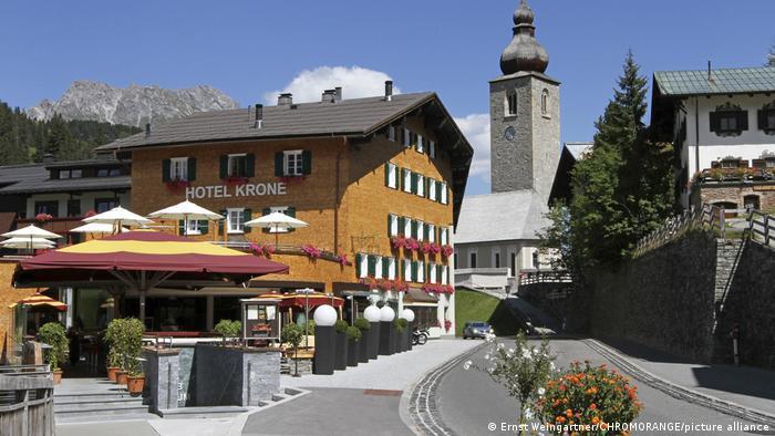 Österreich Vorarlberg | Coronakrise: Gastronomie