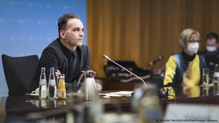 Digitale Jemen-Konferenz | Bundesaußenminister Heiko Maas