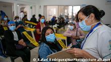 Ecuador |Coronavirus | Impfungen
