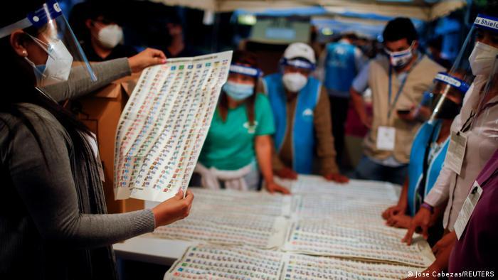 El Salvador Wahlen