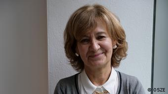 AGİT Medya Özgürlüğü Temsilcisi Teresa Ribeiro