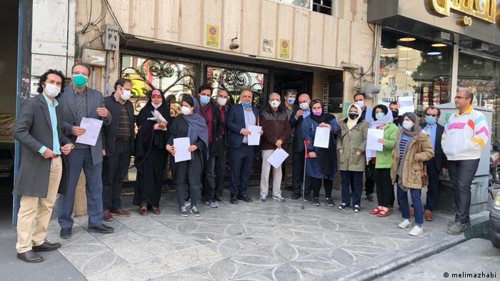شکایت جمعی از شهروندان نسبت به اعمال مجازات سلول انفرادی