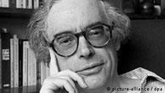 Der deutsche Schriftsteller Dieter Forte (Foto: dpa)