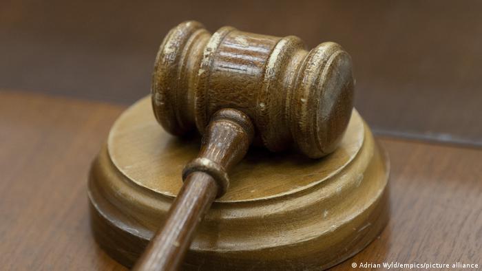 Foto simbólica de un mazo en representación de la Justicia.