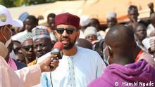 Nigeria Idrissa Waziri Sprecher des neu gewählten Präsidenten Mohammed Bazoum