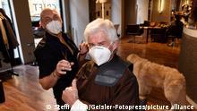 BdT Friseure in Deutschland haben wieder geöffnet