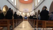 Deutschland Gottesdienst der chaldäischen Gemeinde Berlin