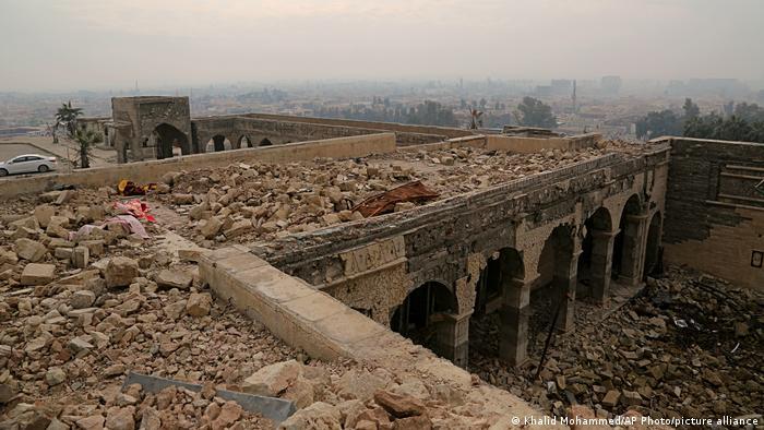 Nínive, capital del imperio asirio