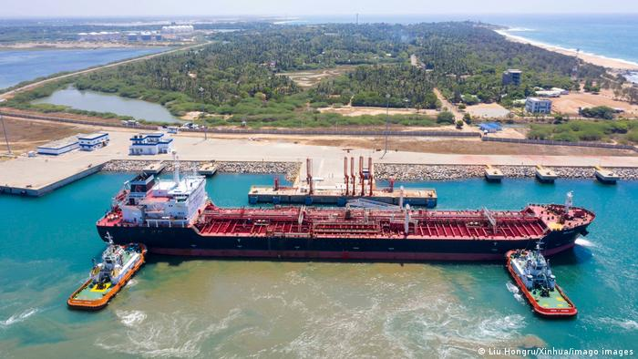 Sri Lanka | Hambantota International Port