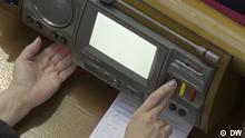Videostill | Abstimmung im ukrainischen Parlament