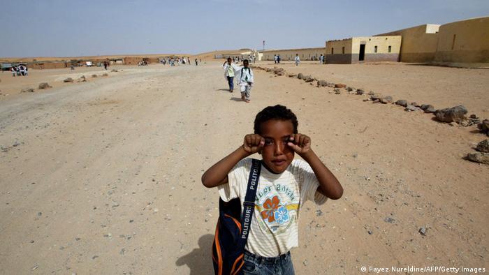 Algerien | Flüchtlingscamp in Tindouf