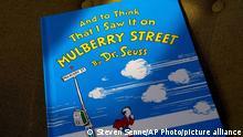 Kinderbücher von Theodor Seuss Geisel | Rassismus Vorwurf