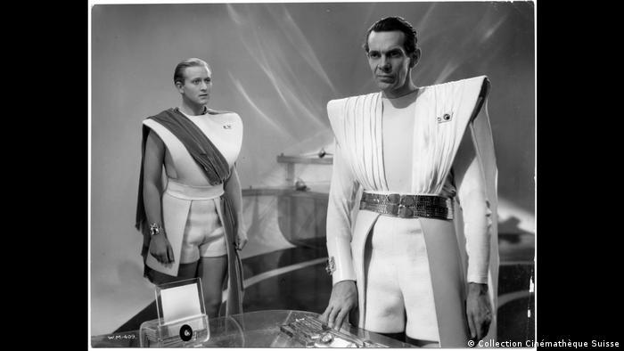 René Hubert - film de 1936 'Things to Come', basé sur le travail de HG Wells
