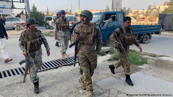 Afghanistan | Afghanische Sicherheitskräfte