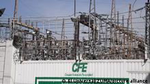 February 16, 2021: EUM20210216ECO02.JPG .CIUDAD DE MÉXICO. ElectricityElectricidad-Apagón.- 16 de febrero de 2021. Los cortes de luz intermitentes o rotativos continuarán este martes en 12 estados del país, para lograr un balance entre la oferta y la demanda, indicó el Centro de Control de Energía (Cenace). En la imagen las instalaciones de la Comisión Federal de Electricidad (CFE). Foto: Agencia EL UNIVERSALArmando MartínezEELG (Credit Image: © El Universal via ZUMA Wire