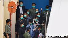 Hongkong Prozess gegen prodemokratische Aktivisten
