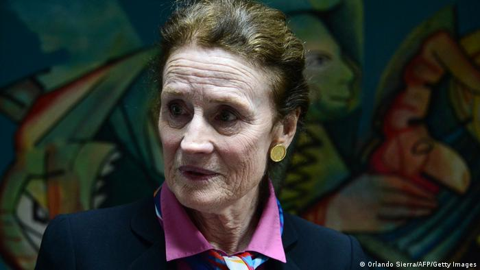 UNICEF-Exekutivdirektorin Henrietta Fore