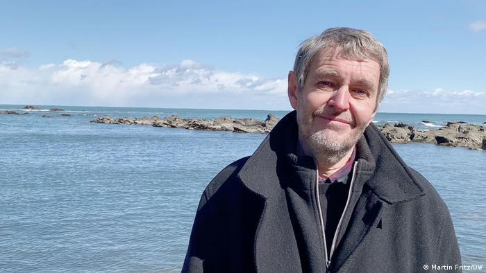 Jirgen Oberbojmer već 35 godina živi u Japanu