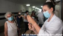 Brasilien Coronavirus-Pandemie