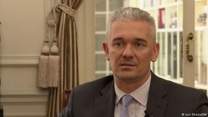 Валерий Ковалевский, представитель по международным делам штаба экс-кандидата в президенты Беларуси Тихановской