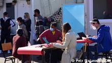 Nord-Mazedonien Skopje | Volkszählung in Nord-Mazedonien - Obdachlose