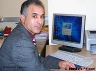 الكاتب الليبي مصطفى فيتوري حائز على جائزة سمير القصير لحرية الصحافة لعام 2010