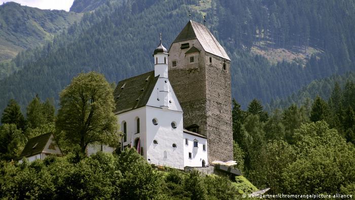 Österreich Schwaz Tirol | Schloss Freundsberg