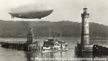 Deutschland Zeppelin Hindenburg