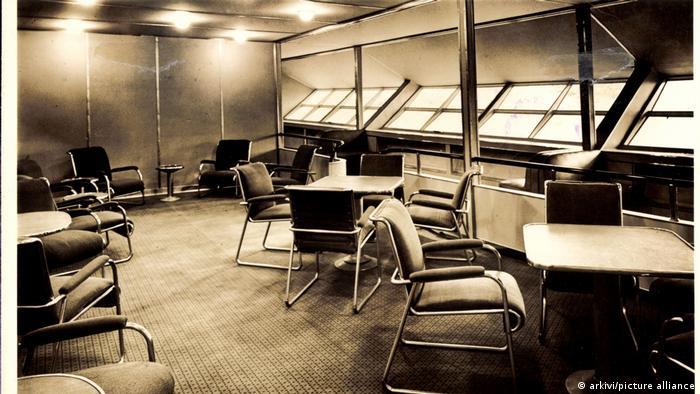 Один из салонов Гинденбурга